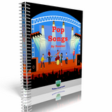 Pop Songs Printed Book