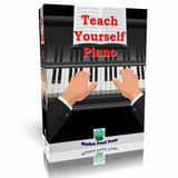 Teach Yourself Piano Ebook