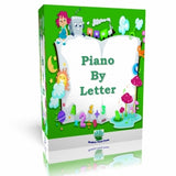 Piano By Letter eBook