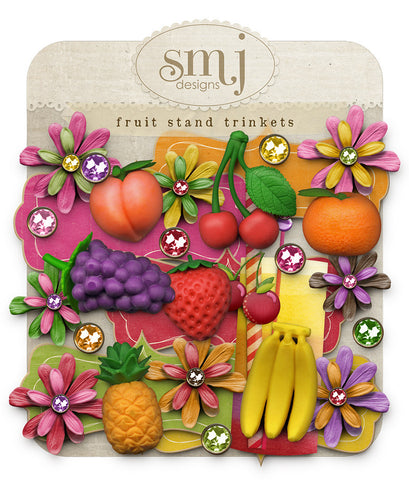 Fruit Stand Trinkets