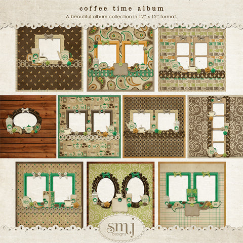 Coffee Time Album