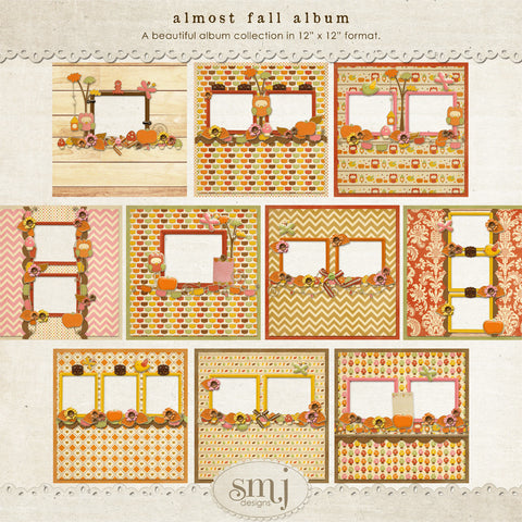 Almost Fall Album