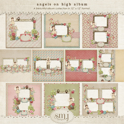 Angels on High Album