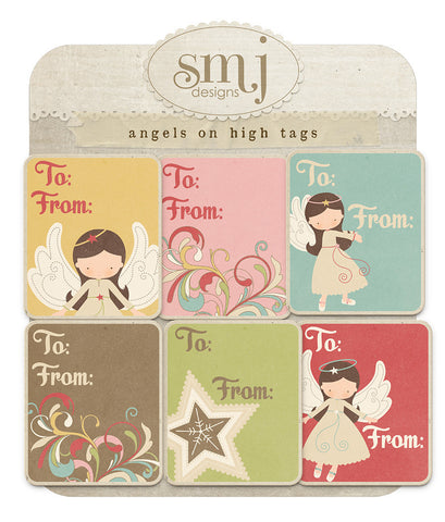 Angels on High Tags
