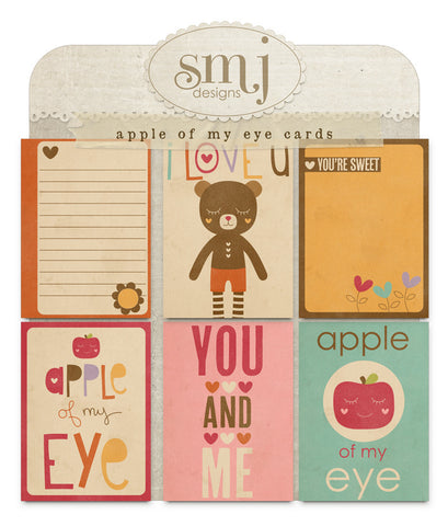 Apple Of My Eye Cards