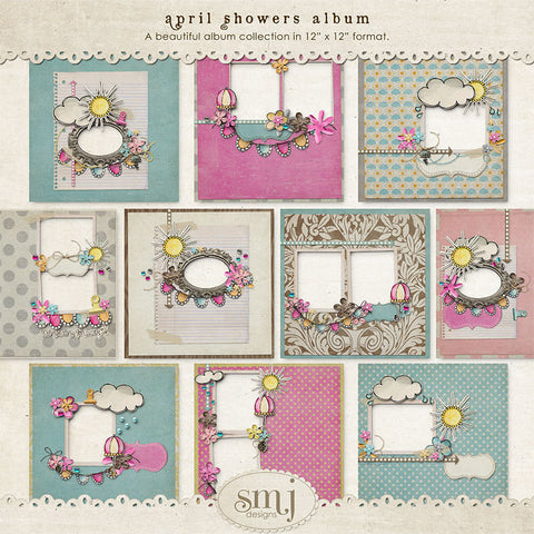 April Showers Album