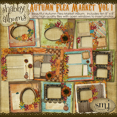 Autumn Flea Market Vol 1 Album