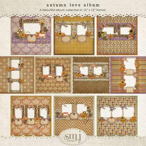 Autumn Love Album