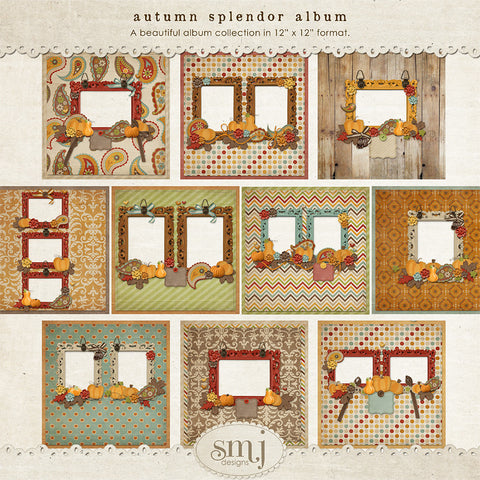 Autumn Splendor Album