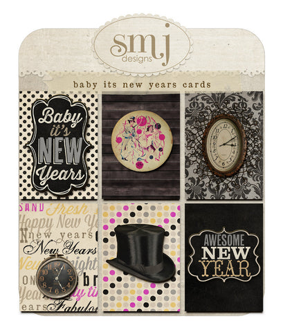 Baby It's New Years Cards
