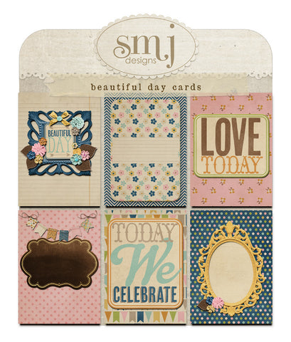 Beautiful Day Cards