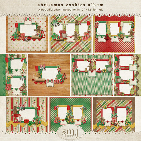 Christmas Cookies Album
