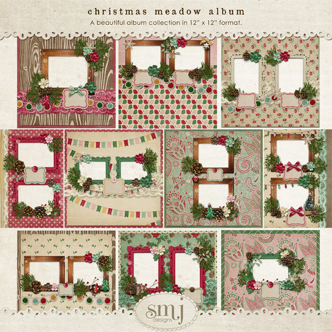 Christmas Meadow Album