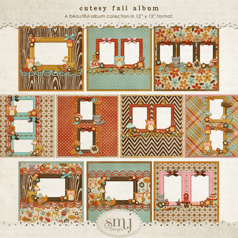 Cutesy Fall Album