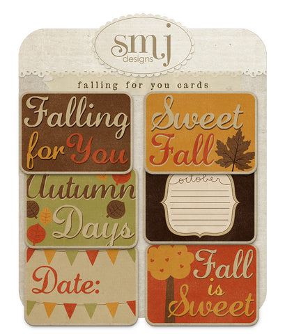 Falling For You Cards