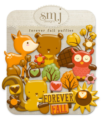Forever Fall Puffies