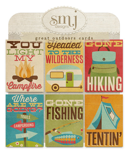 Great Outdoors Cards