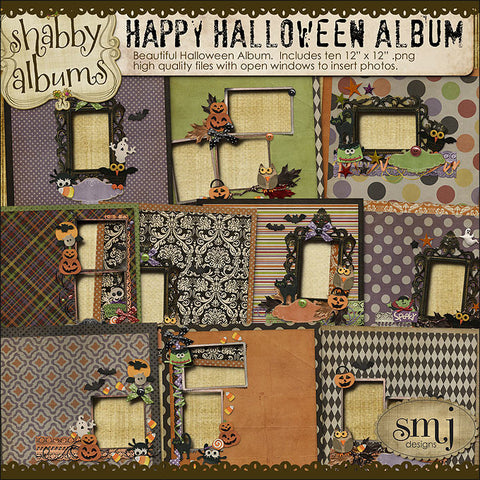 Happy Halloween Album