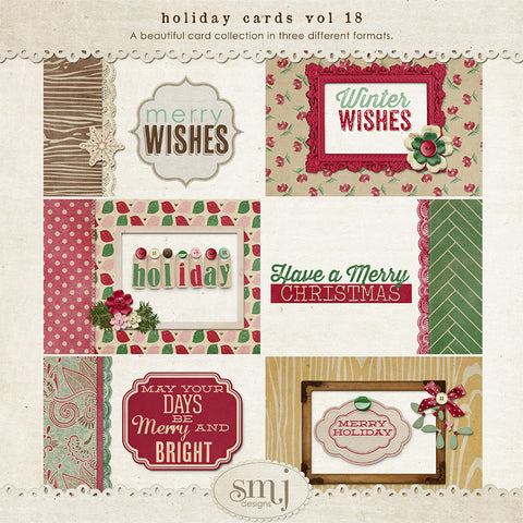 Holiday Cards Vol 18