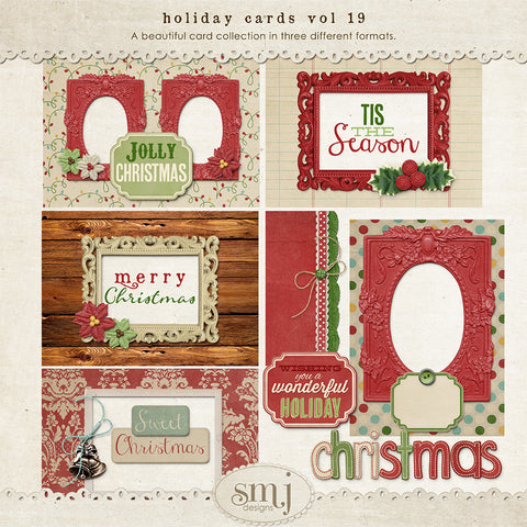 Holiday Cards Vol 19