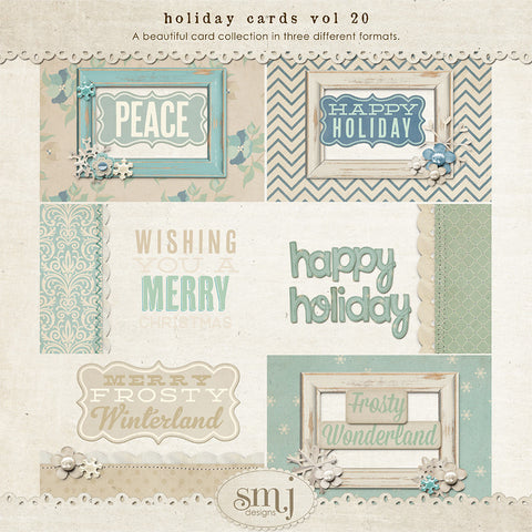 Holiday Cards Vol 20