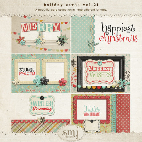Holiday Cards Vol 21