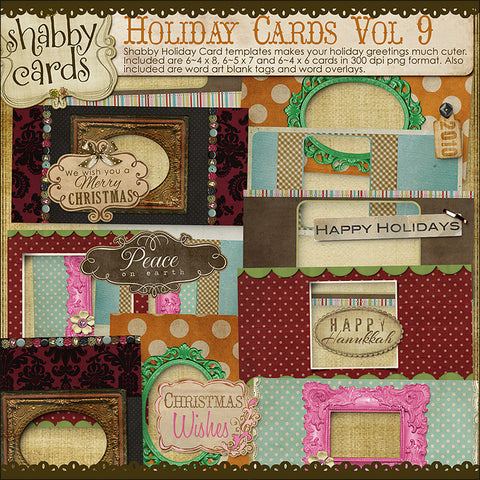 Holiday Cards Vol 10