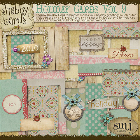 Holiday Cards Vol 9