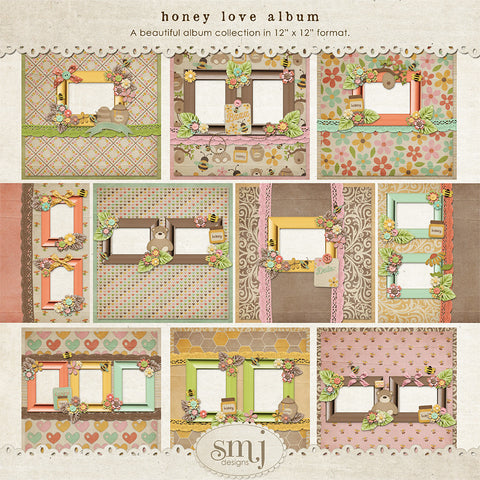 Honey Love Album