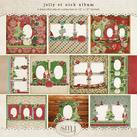 Jolly St. Nick Album