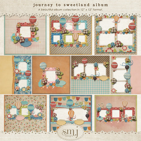 Journey To Sweetland Album