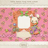 Little Bunny Brag Book Album