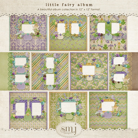 Little Fairy Album