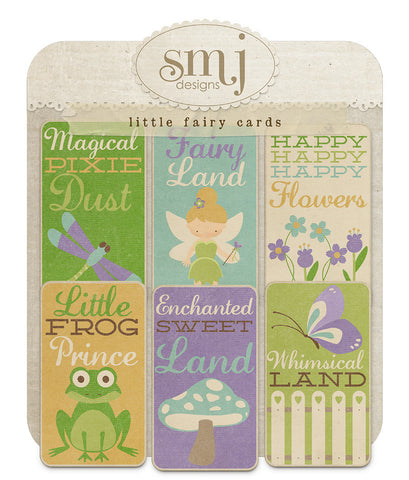 Little Fairy Cards
