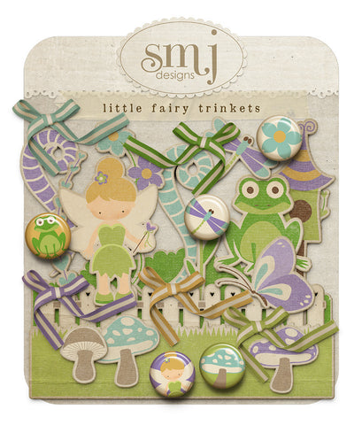 Little Fairy Trinkets