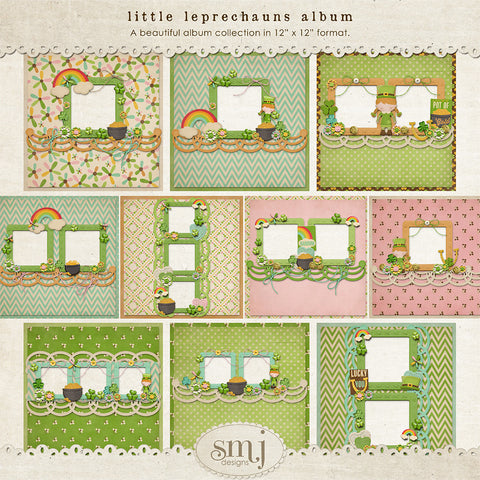 Little Leprechauns Album