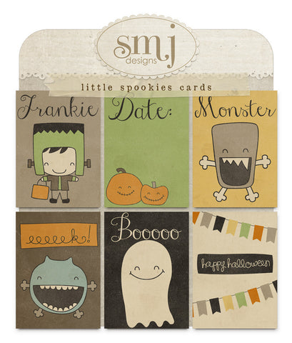 Little Spookies Cards