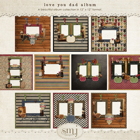 Love You Dad Album