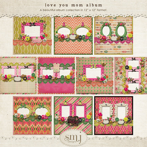 Love You Mom Album