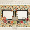 Movie Night Brag Book Album