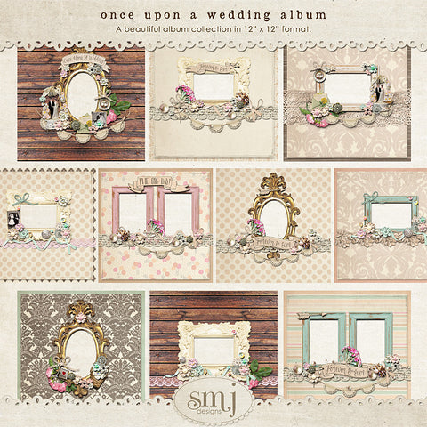 Once Upon A Wedding Album
