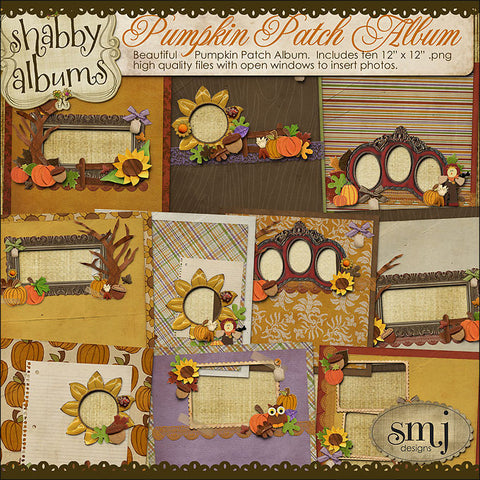 Pumpkin Patch Album