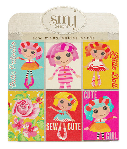Sew Many Cuties Cards