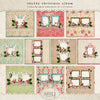 Shabby Christmas Album