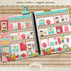 Shabby Planner Cutesy Fruits 'n' Veggies