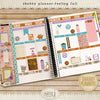 Feeling Fall Planner Kit