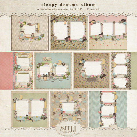 Sleepy Dreams Album