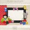 Snow White Brag Book Album