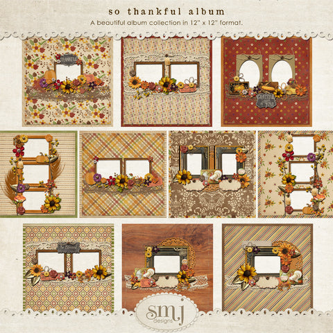 So Thankful Album