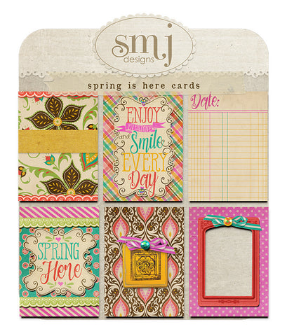 Spring is Here Cards